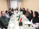 Bahrami Hospital Board of Directors holds meeting
